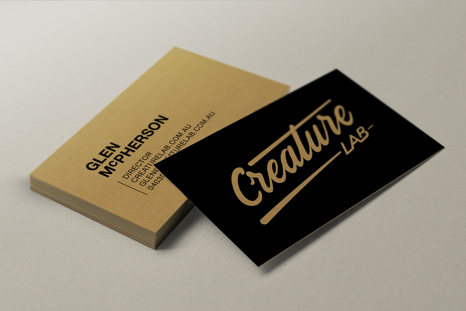 Custom Card Template bussiness card : Business Cards
